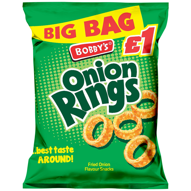 Big Bag Onion Rings