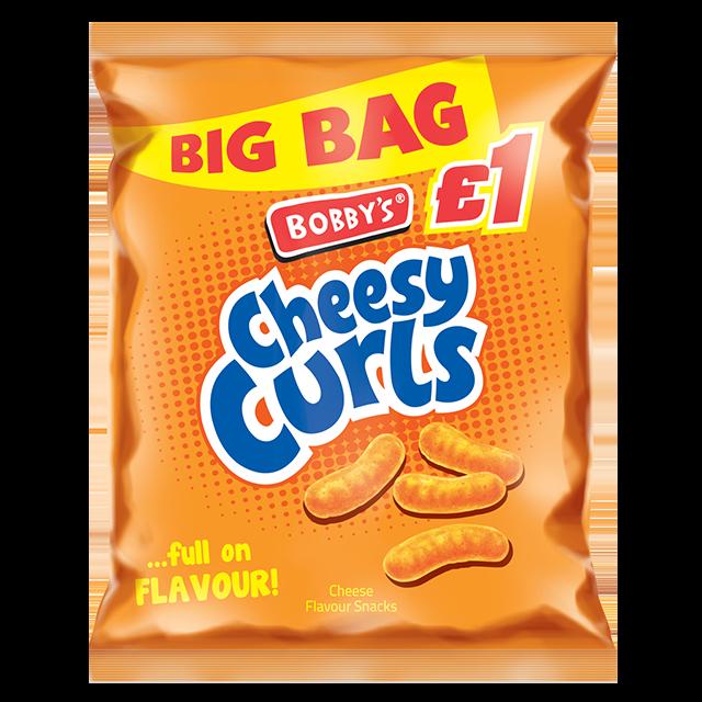 Big Bag Cheese Curls