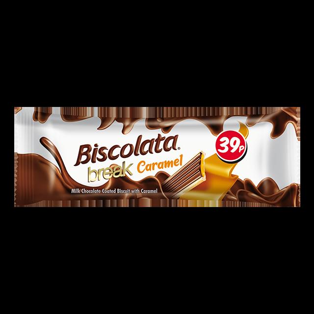 Biscolata Break Caramel