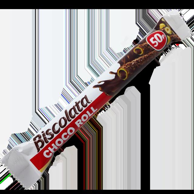 Biscolata Choco Roll