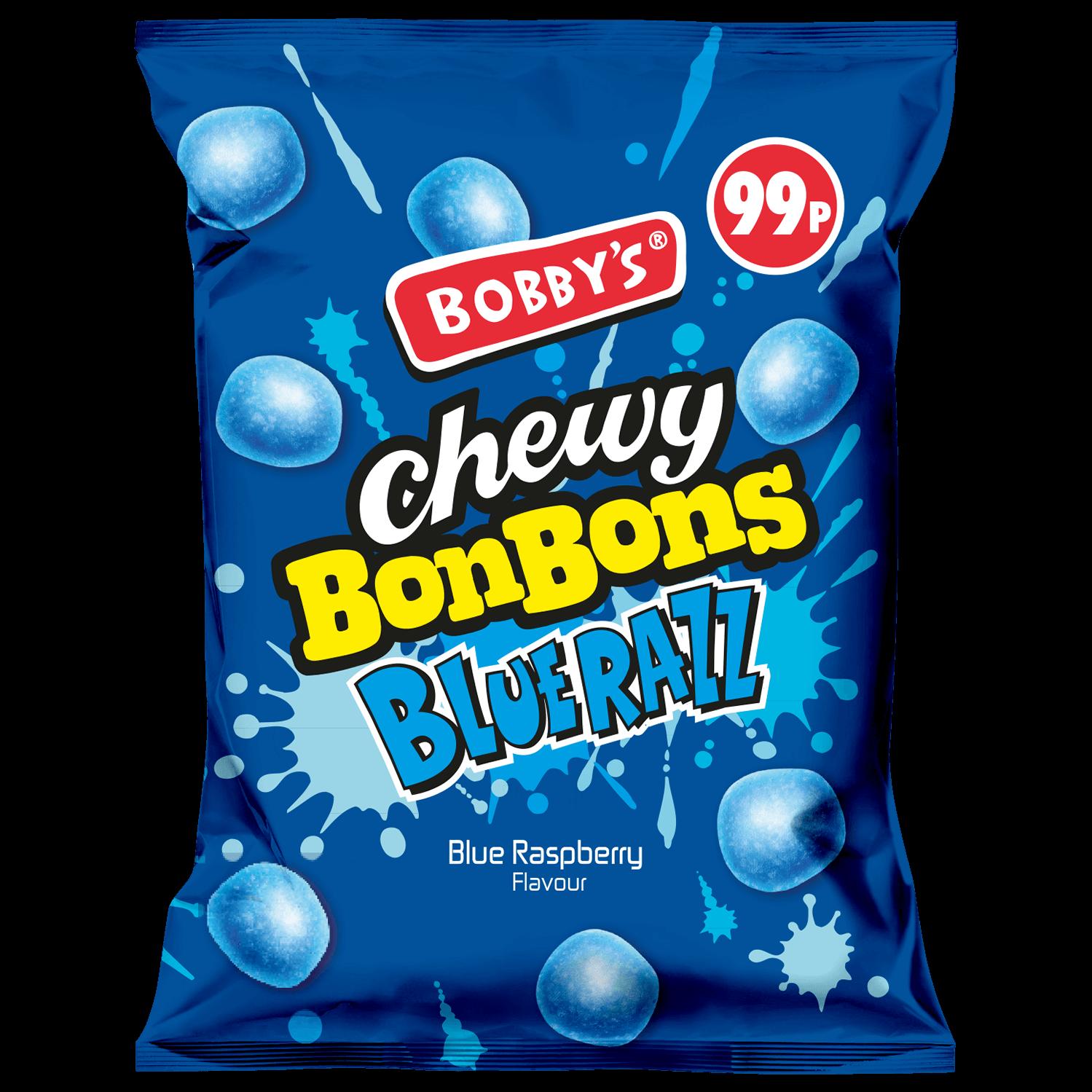 Blue Razz Chewy Bon Bons