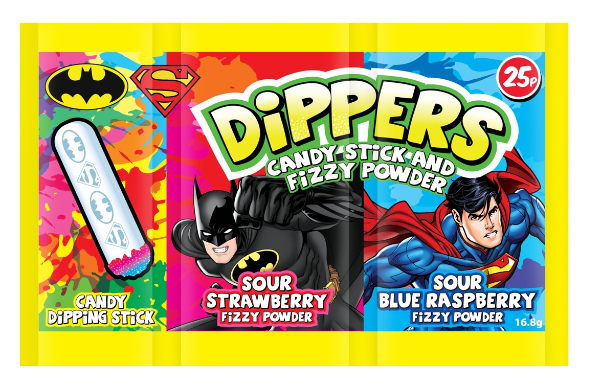 Batman & Superman Dippers