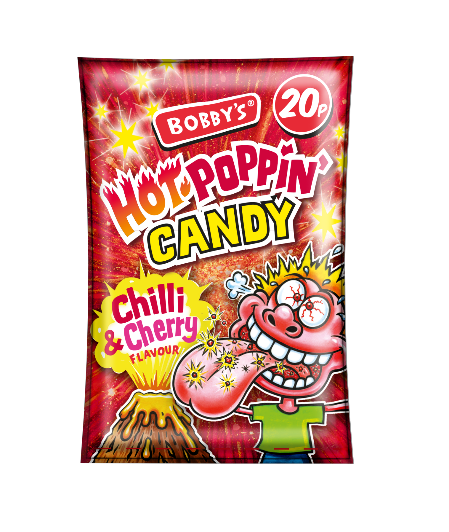 Hot Poppin' Candy