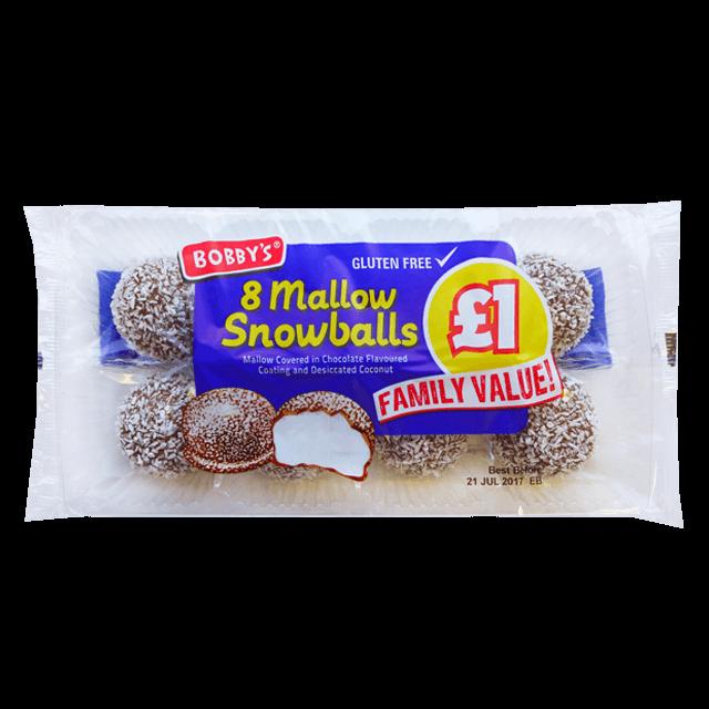 Malllow Snowballs