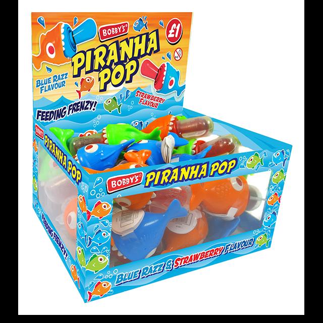 Piranha Pop