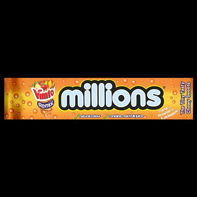 Vimto Remix Millions