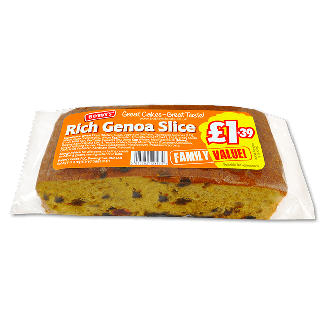 Rich Genoa Slice