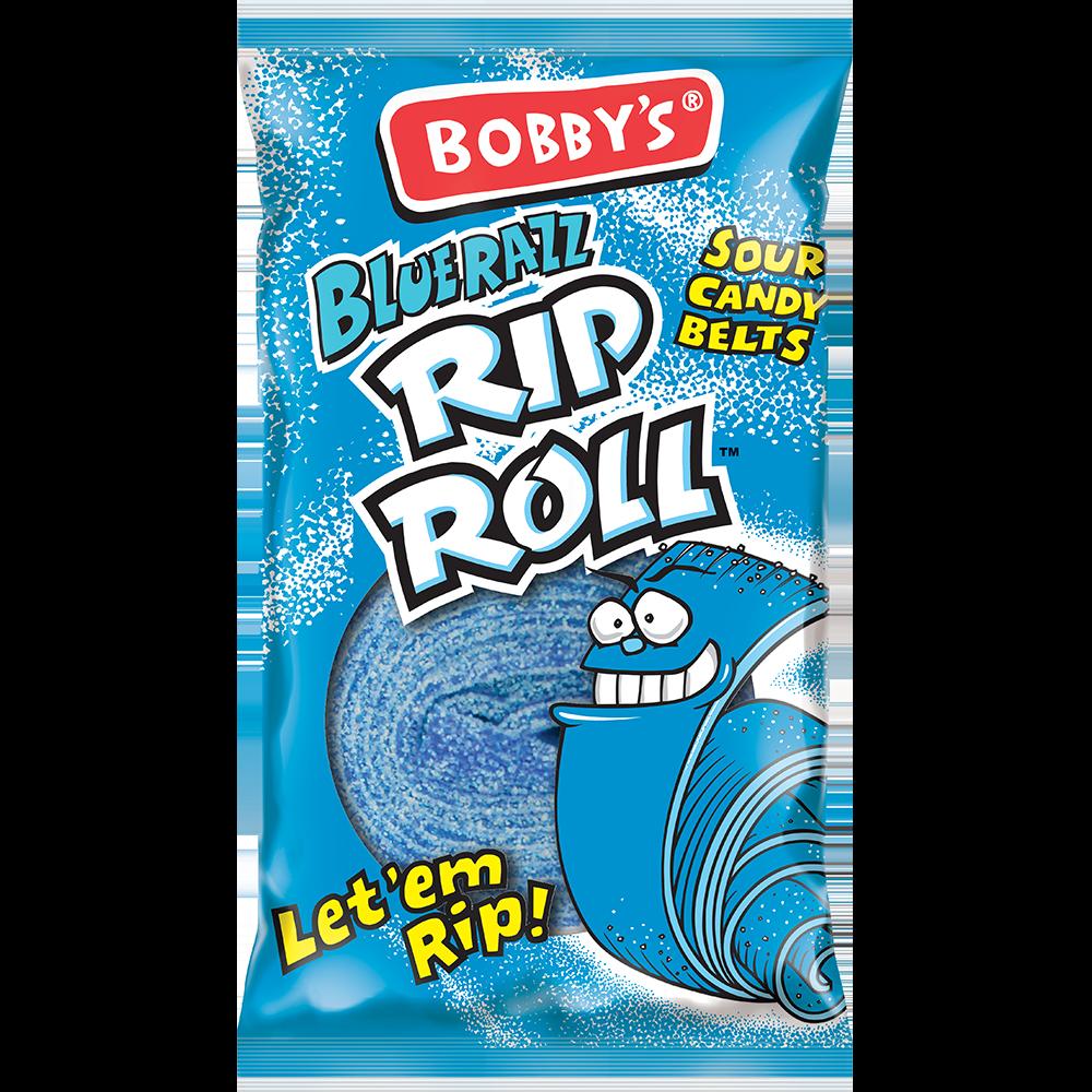 Blue Razz Rip Roll