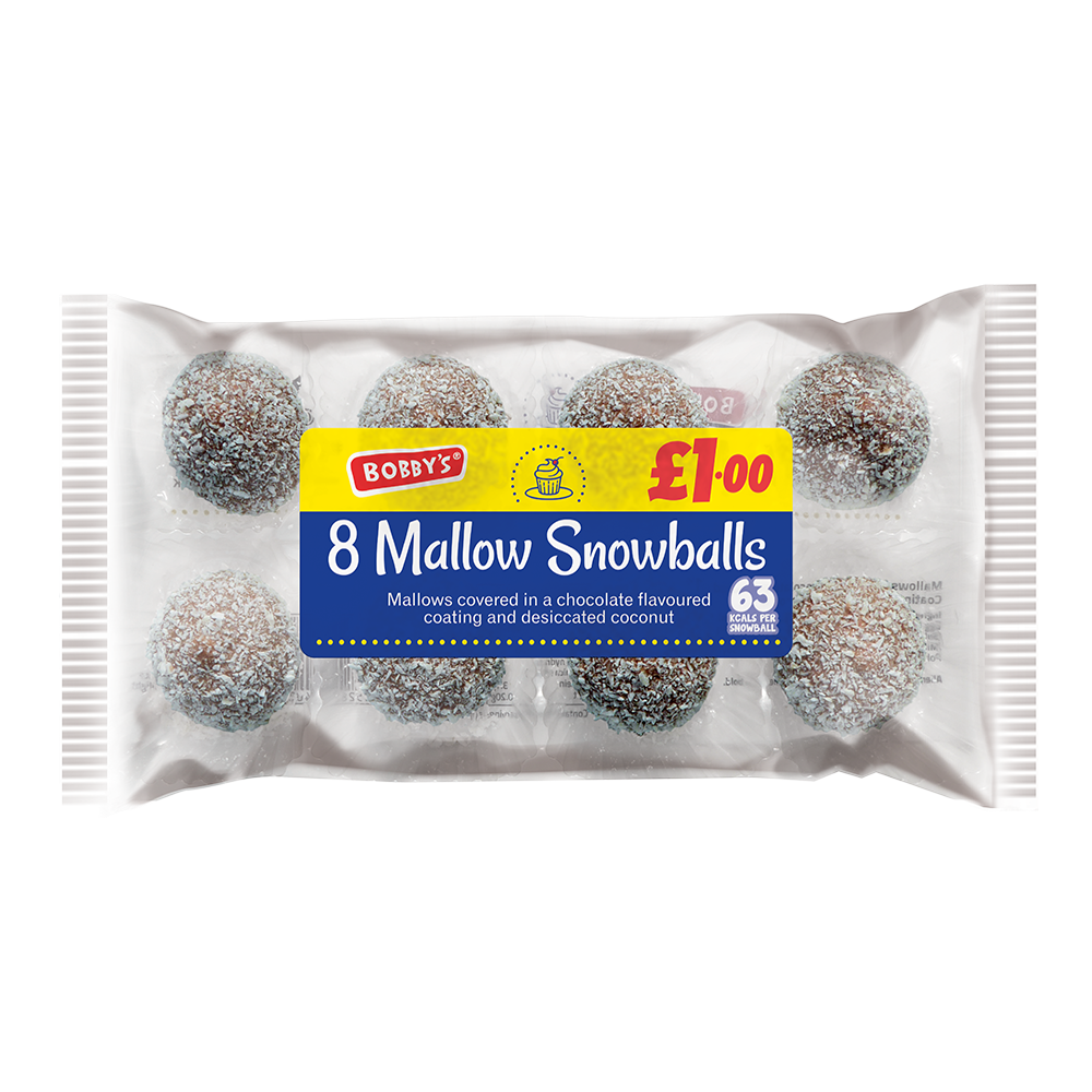 Mallow Snowballs