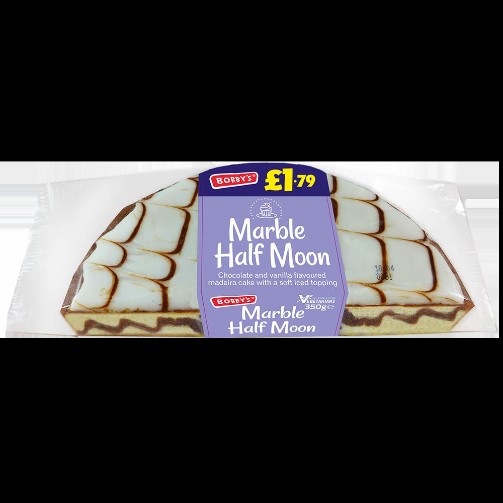 Marble Half Moon