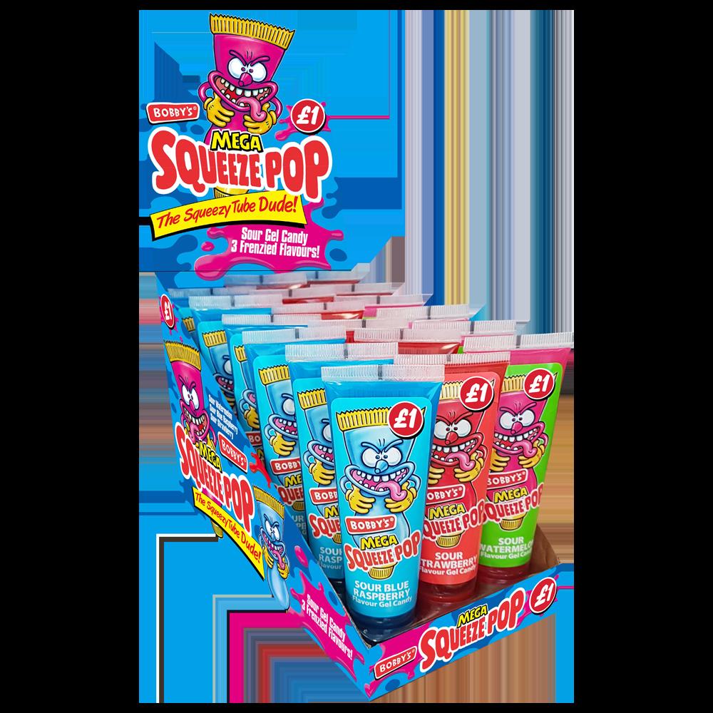 Mega Squeeze Pop