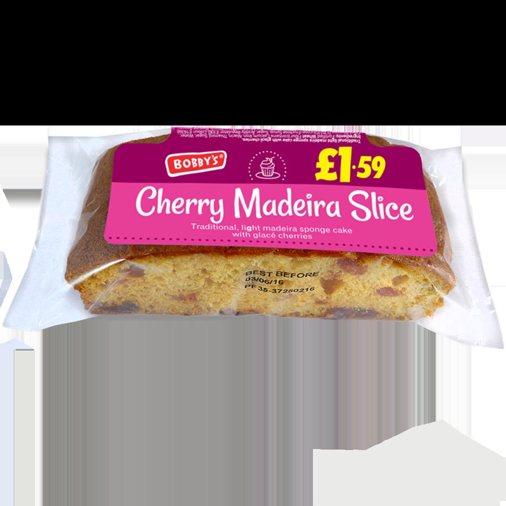 Cherry Madeira Slice