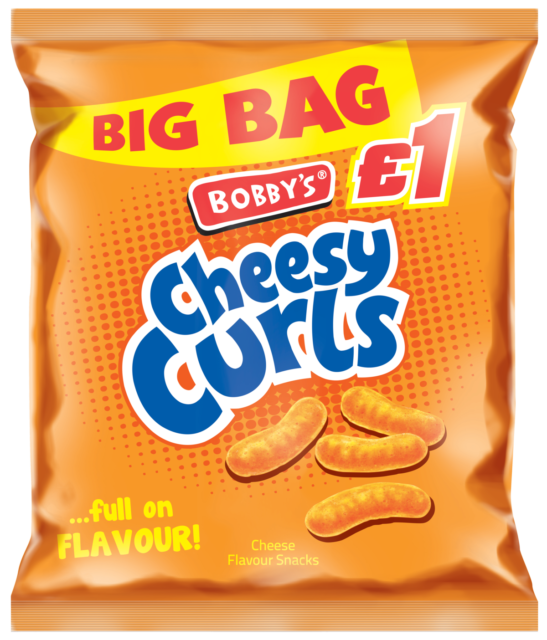 Big Bag Cheese Curls