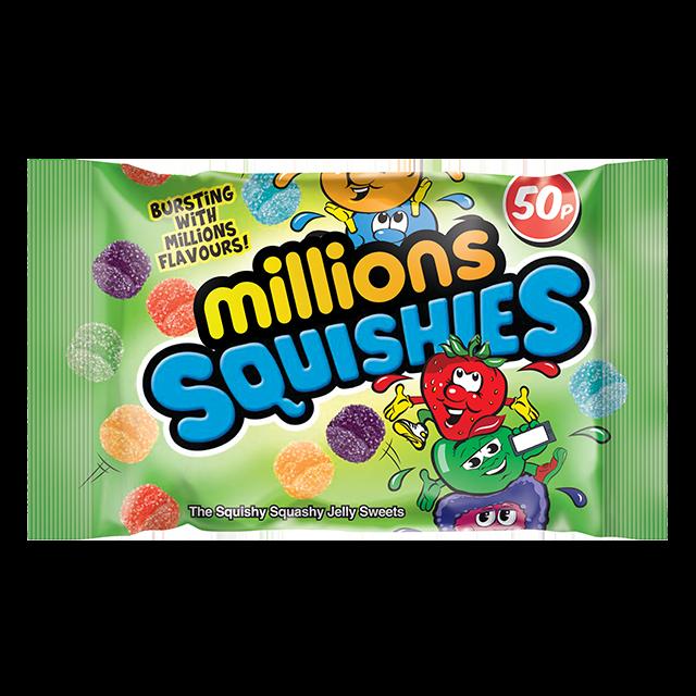 Millions Squishies