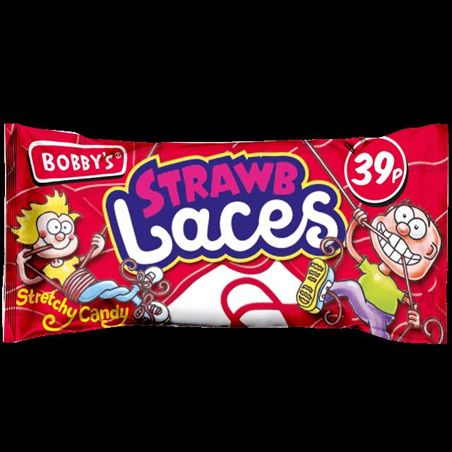 Strawb Laces